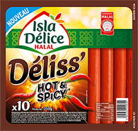 Deliss' Hot&Spicy